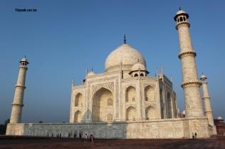 Taj Mahal Amanecer_2